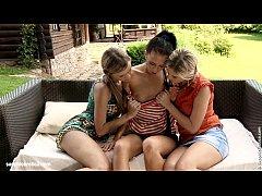 Tandem Fisting by Sapphic Erotica - lesbian lov...