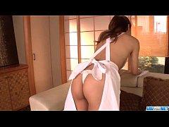 thumb nana ninomiy a hot wife amazes hubby with full porn