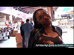 Sasha petite busty teen sologirl adult natural tits