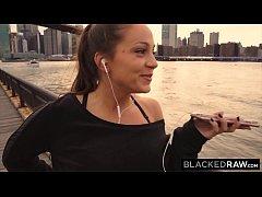 BLACKEDRAW Abigail Mac's Husband Sets Her Up Wi...