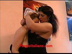 Porno lesbo italiano amatoriale