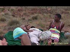 Download  3GP - real african safari sex orgy