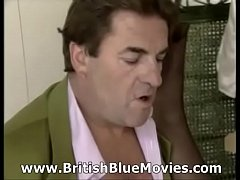British Pornstar Kirstyn Halborg in Retro Fisti...