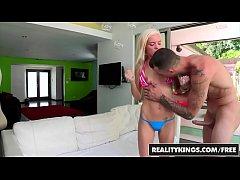 RealityKings - Teens Love Huge Cocks - (Chris Strokes, Halle Von) - Hott Halle