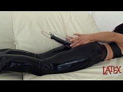 thumb female anal  puming