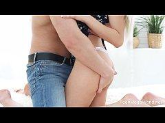 Anal-Beauty.com - Stefy Shee - Sexy couple work...