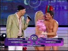 Andrea Ghidone - Bailando 2010 - Strip Dance