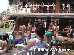 Filipina.webcam girls in bikini contest wet t-s...
