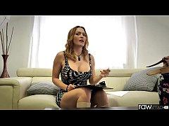 RawAttack - Big booty Krissy Lynn is punished b...