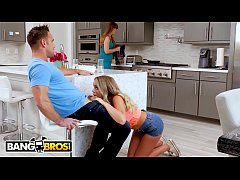 BANGBROS - Alexis Adams Wants Her BF's Bareback...