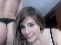 Webcam Amateur  Latinas Show