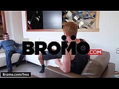 Bromo - Dennis West with Dylan Bridges Vadim Black at I Bred My New Stepdad Part 3 Scene 1 - Trailer preview