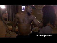 Horny Jayla Diamond Has Rome Major's Big Black ...