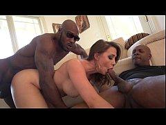 Chanel Preston interracial threesome...