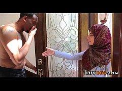 Innocent muslim girl takes massive black cock 53 81