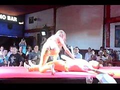 Fiesta erotica colombiana Parte...