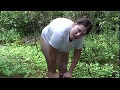 thumb busty boobiekat  great outdoor wet t shirt  wet t shirt