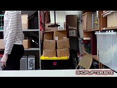 Case No 1174875 Shoplyfter Katy Kiss, Bambino