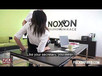 xxx video en Assfucking my wife in my office