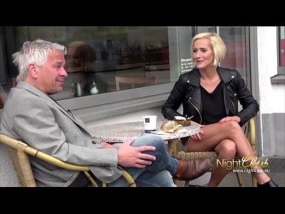German Milf got banged by a Stranger