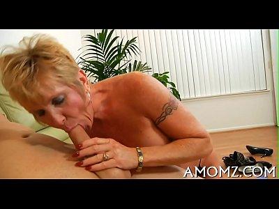 Zorra mama olas como un profesional
