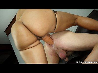 porno video por Exploding Cuckold's Prostate
