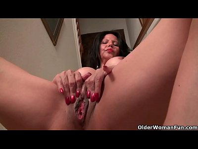An older woman means fun part 187