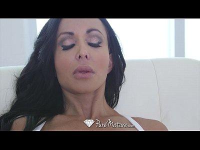 PureMature - Hot vixen Jewel Jade begs for anal sex
