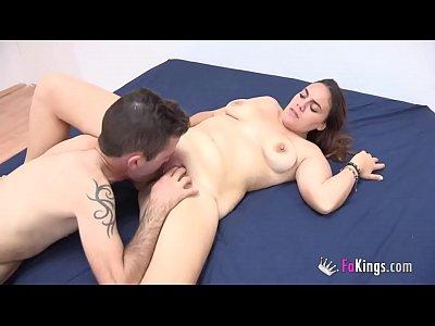 Jesús y lorena en su primera escena porno