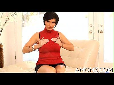 mama adquiere su anal creampied