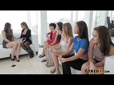 Model Rough Lesbian Sex In Attractive HD Porno
