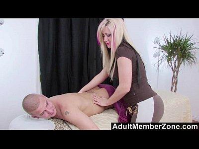 AdultMemberZone - Sexy Massage Leads to Hardcore Fucking