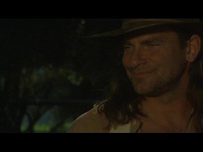 Asian Babe Kaylani Lei Fucked Hard by Cowboy Outdoors