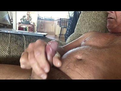 Grandpa Masturbating again