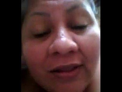Mi Gordita Mandandome un Videito Ecuatoriana