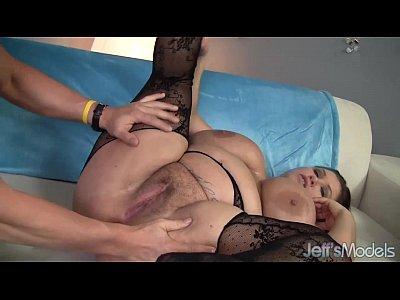 Big boobed plumper Kacey Parker gets fucked hard
