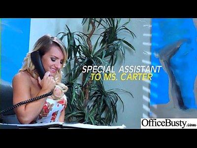 encuentros intimos con Office Horny Girl (Cali Carter) With Big Melon Tits Enjoy Hard Bang mov-14