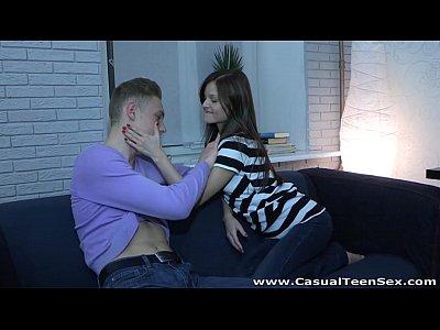 sexo casero con Casual Teen Sex - Casual fucking for lucky teeny Nesti
