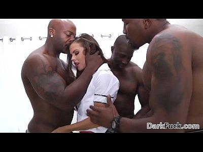 porn free in Brutal monster cock anal gangbang - Keisha Grey