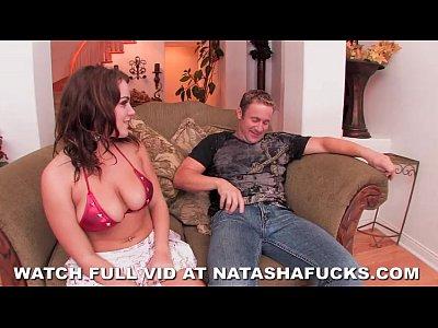 Natasha Nice Takes a Big Cock