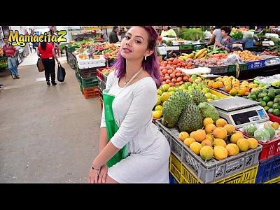 MAMACITAZ - Colombian Amateur Babe Veronica Orozco Loves Spontaneous Sex