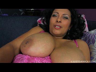 Danica Collins (Donna Ambrose) Fucks With Huge Dildo