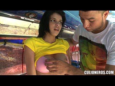 Colombiano hottie adolescente