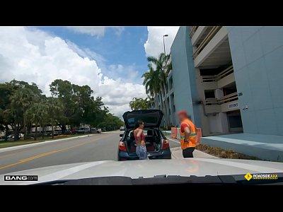 Roadside - Spiritual Teen Fucks To Get Her Car Fixed