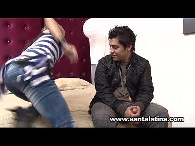 Colombiana follando en video casero robado