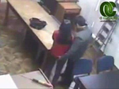 Video porno en la Gobernación de Oruro