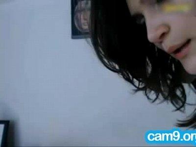Lesbianas colombianas se divierten por la webcam