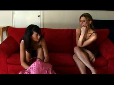 Milf y adolescentes lesbianas