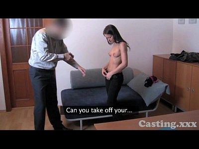 sexo casero con Casting HD Shy student has silk vagina