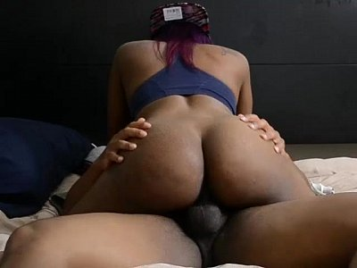 Hardcore Dick Riding black ghetto porn